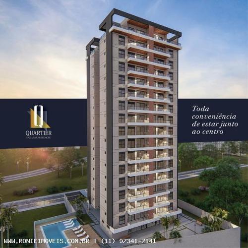 Imagem 1 de 12 de Apartamento Para Venda Em Bragança Paulista, Centro, 2 Dormitórios, 1 Suíte, 2 Banheiros, 1 Vaga - 202_2-877329