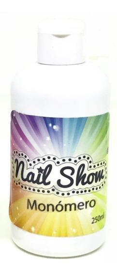 Monómero 250 Ml Nail Show - Uñas Acrílicas