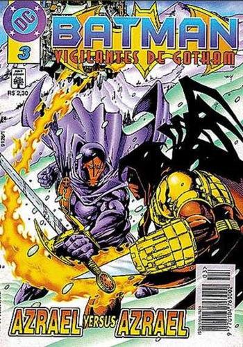 Imagem 1 de 2 de Batman Vigilantes De Gotham 3
