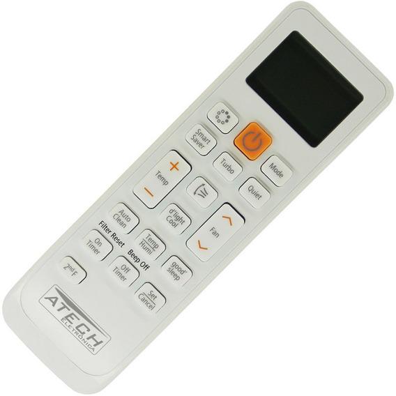 0467 - Controle Remoto Ar Condicionado Samsung Virus Doctor