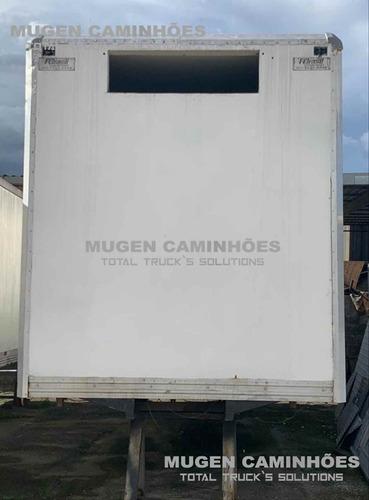 Carroceria Sobre Chassi Bau Frigorifico Mugen Caminhões