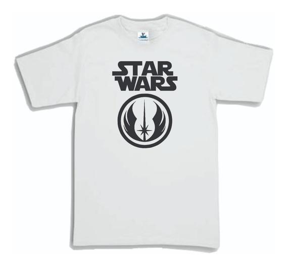 Playera Star Wars Jedi Order Logo 1 Hombre Mujer