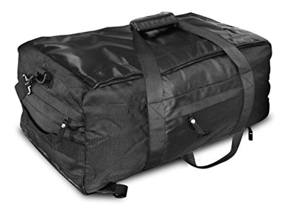 Skunk Hybrid Backpack Duffle Black - A Prueba