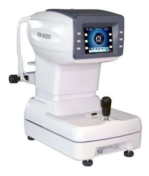 Auto Refrator Rm-9000 Com Impressora Embutida