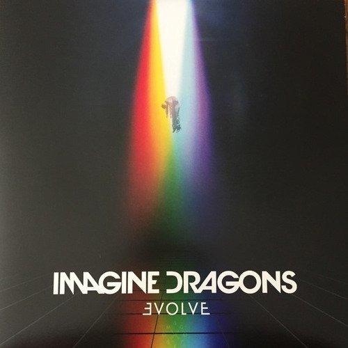 Imagine Dragons Evolve Vinilo Nuevo Envio Gratis Musicovinyl