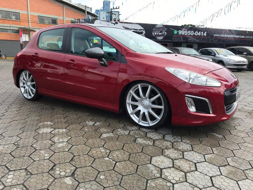 Peugeot 308 1.6 Griffe Thp 16v Gasolina 4p Automático 20...