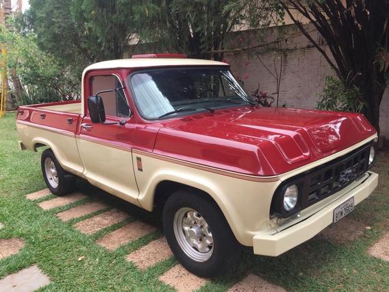 Chevrolet D10 1982 2 Portas