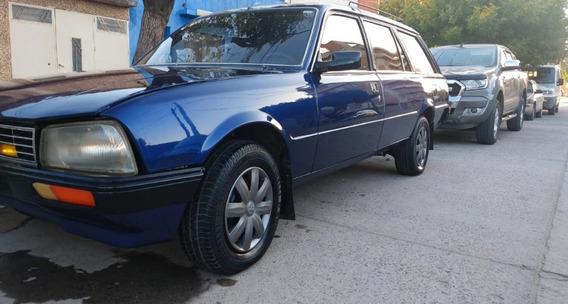 Carroza Peugeot 505 Mod 1987