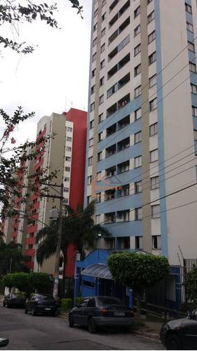 Imagem 1 de 19 de Apartamento À Venda, 55 M² Por R$ 255.000,00 - Jardim Santa Terezinha - São Paulo/sp - Ap0053