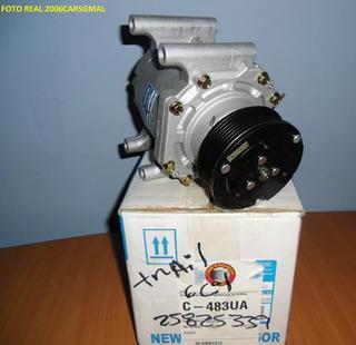 Compresor A/a Trailblazer 6cil Motor 4.2 2002/2007 Nuevo