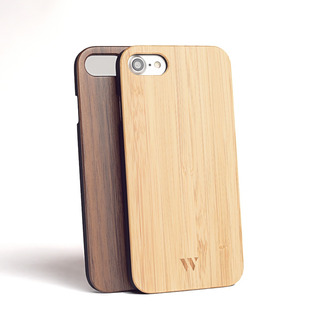 Funda Walden® Madera Real Bamboo iPhone 7 / 8 Apple Eco Classic Original