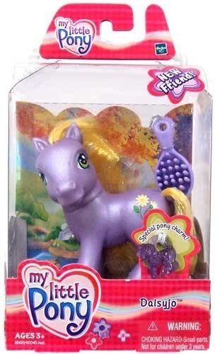 My Little Pony G3: Daisyjo Pony Figure