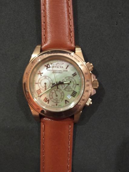 Relógio Cronógrafo Suíço Invicta