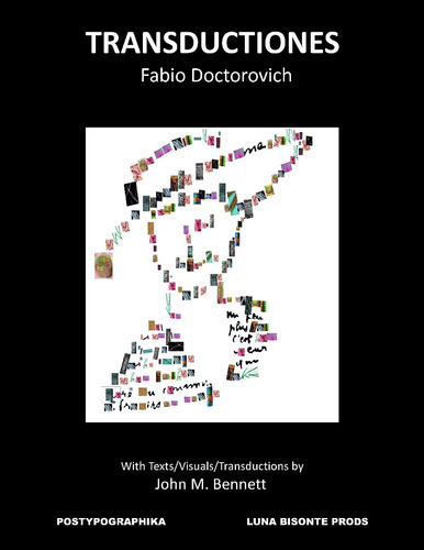 Transductiones - F. Doctorovich - Poesía Visual/experimental
