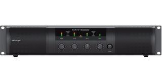 Amplificador De Potencia Behringer Nx6000 - 4 Canales!