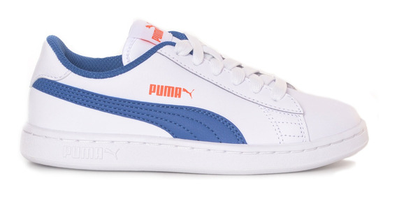 Zapatillas Puma Smash V2 L Ps Adp Niño