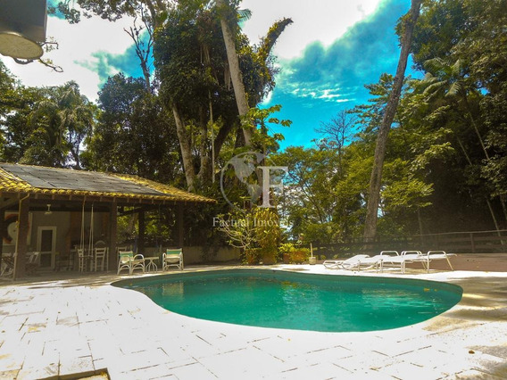 Casa Residencial Para Venda E Locação Mensal, Praia De São Pedro, Guarujá - Ca0583. - Ca0583