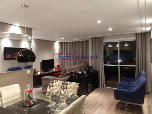 Apartamento - V. Curuçá - Santo André - Gl39406