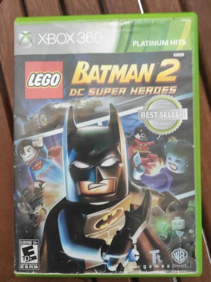 Jogo Xbox 360 Lego Batman 2 Original