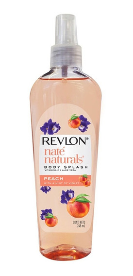 Perfume Mujer Loción Corporal Naté Naturals 248 Ml Revlon
