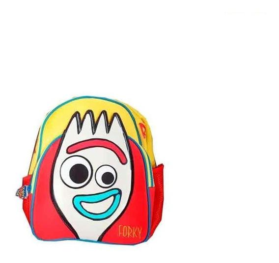 Mochila Toy Story Forky Espalda 12