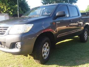 Toyota Hilux Dx 4x4 2.5 2012