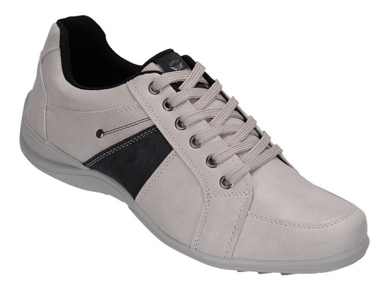 Sapatênis Masculino Sapato Casual Multicor Khaata Ref:44300