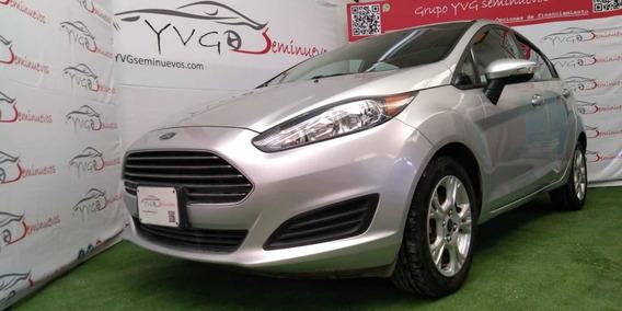 Ford Fiesta 1.6 Se Hatchback Mt 2016