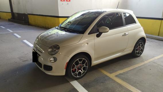 Fiat 500 2011 2012