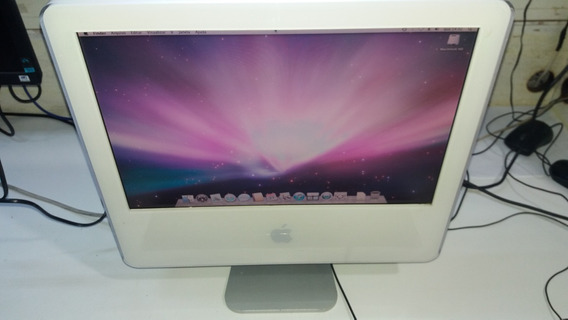 Computador Apple iMac 17 A1058 Funcionando #2469