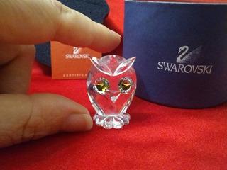 Buho Cristales De Swarovski