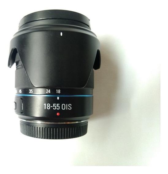 Lente Samsung Nx 18-55mm