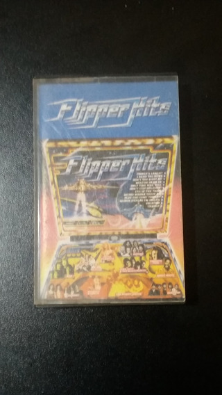 Fita K7-cassete Flipper Hits