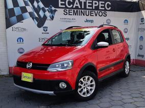 Volkswagen Crossfox 1.6 Hb Mt Rojo 2015