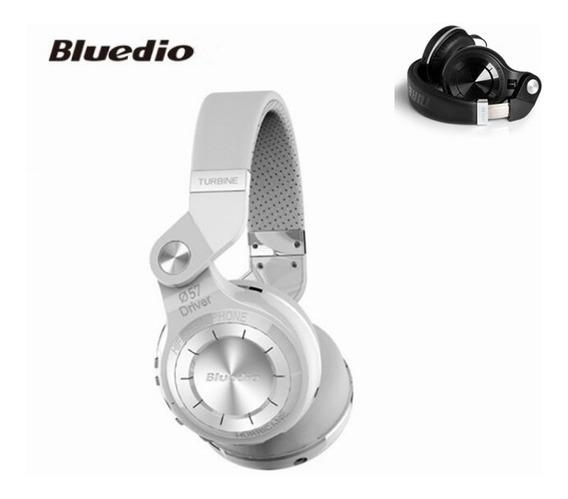 Fone Bluetooth 5.0 V. Nova Bluedio T2 Fm Sd Promoção 185,0