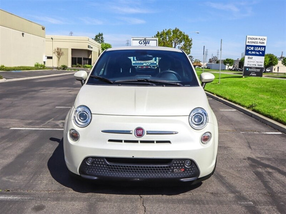 Fiat 500e 100% Electrico