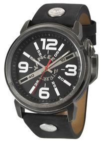 Relógio Yankee Street Analógico Ys30461p Preto