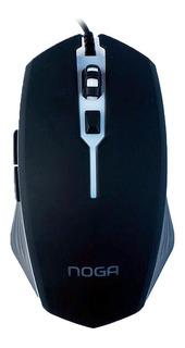 Mouse Gamer Noga Stormer Colors St-405 Led Rgb 3200 Dpi Usb