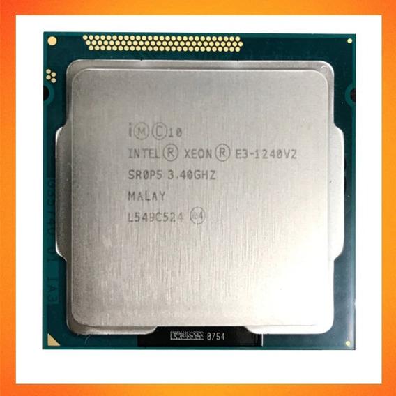 Intel Xeon E3-1240 V2 Lga1155 3.8 Ghz (= I7-3770)