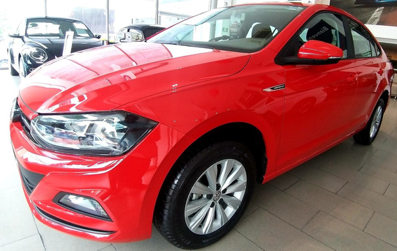 Volkswagen Virtus Comfortline Std Nuevo