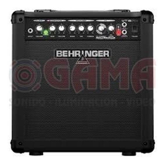 Combo Amplificador Guitarra 15w 8 Virtube Vt15fx Behringer