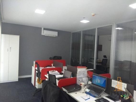 Sala Comercial À Venda, Centro, São Bernardo Do Campo. - Sa0031