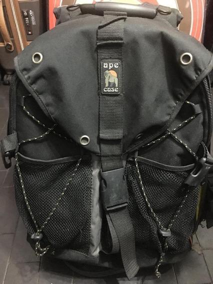 Case (mochila) Para Cams Dslr E Filmadoras Da Marca Ape