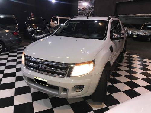 Ford Ranger 3.2 4x4 Limited Tdci 200cv No F100 Amarok S10 At