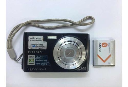 Câmera Sony Cyber Shot 12.1 Mp  Dsc W510 Aproveite!