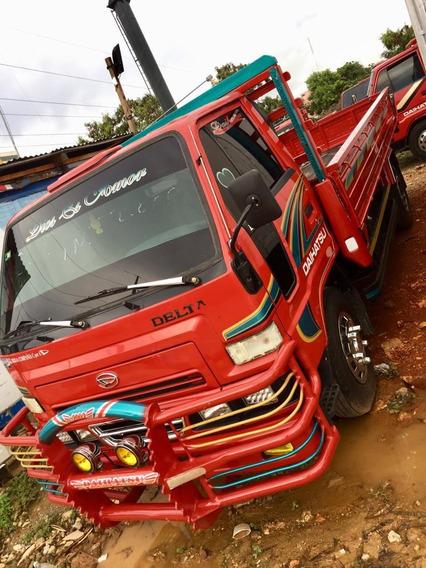 Super Oferta Camion Daihatsu Delta 2002 Cama Larga Excelente