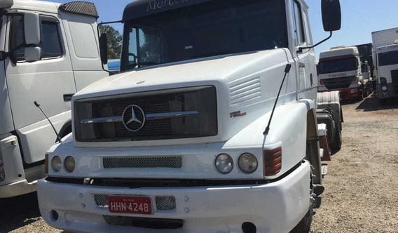 Mercedes Benz Ls 1634 4x2 2010