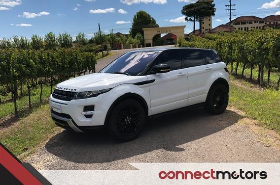 Range Rover Evoque Dynamic Tech - 2012