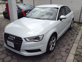 Audi A3 1.4 Ambiente At 2016 Blanco (g1109175)