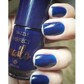 Esmalte Perfect Nails Dazzle 10ml Royal Safira